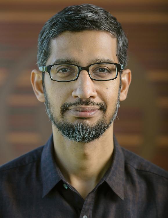 Google CEO Sundar Pichai. Mountain View, CA | The Telegraph  (UK)