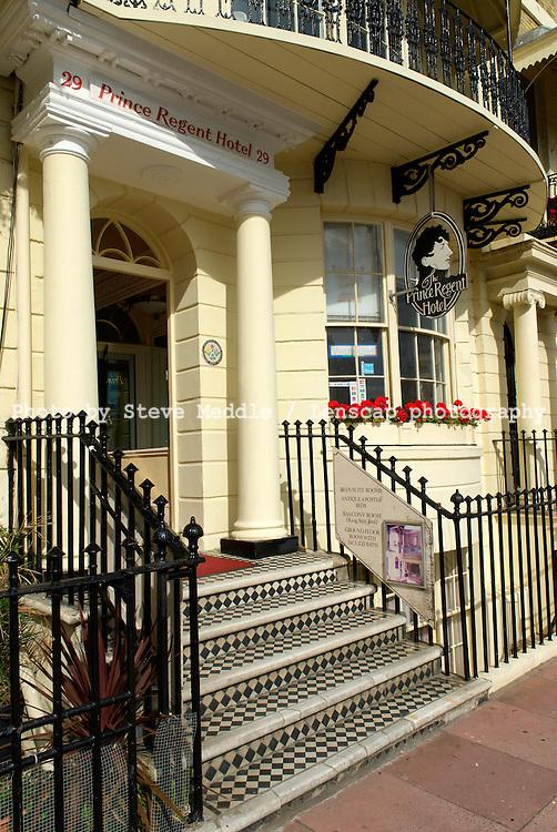 Prince Regent Hotel, Regency Square, Brighton, Britain - 2010