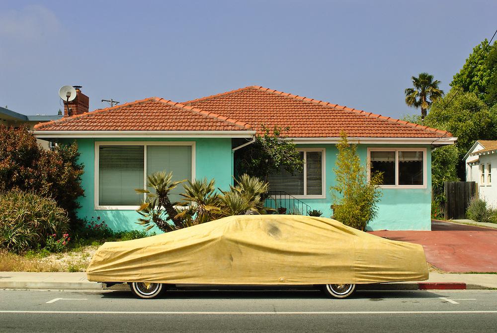 Covered: Untitled 01. Santa Cruz, CA