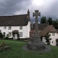 Photo (c) Steve Forrest/Insight.date :June 2003..Village of Lustlery, Devon