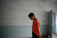 Lutfullo, 16, in Kokand