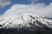 The popular Ape Cave recreation area in the Mount St. Helens National Volcanic Monument now has a view of the iconic mountain. The Volcano View Trail is the first new trail built in the national monument in nearly two decades. (Ken Lambert / The Seattle Times)