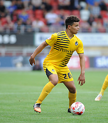 Tyler Lyttle of Bristol Rovers - Mandatory byline: Neil Brookman/JMP - 07966386802 - 29/08/2015 - FOOTBALL - Matchroom Stadium -Leyton,England - Leyton Orient v Bristol Rovers - Sky Bet League Two