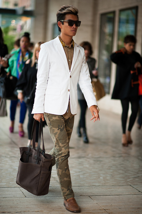 Fashion style for men street