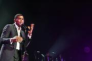 Maxwell at Maxwell Concert at Radio City Music Hall on October 9, 2008