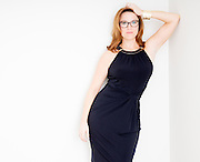 Political pundit SE Cupp, photographed for NY Moves Magazine. photo by Tony Gale
