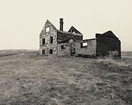 Abandoned house near Hellnar, Iceland