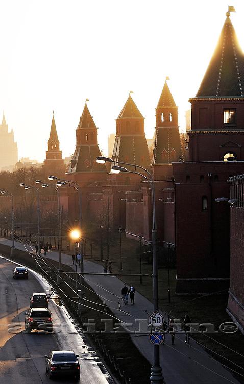 Moskovskiy Kreml, Moscow Russia.