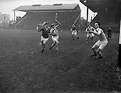 1957 National Huring League Dublin v Cork
