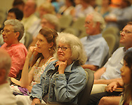 The 37th annual Faulkner & Yoknapatawpha Conference got underway of Sunday, July 18, 2010 at Nutt Auditorium in Oxford, Miss..