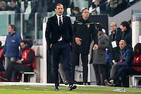 Torino - Serie A 201617 - Serie A 15a giornata - Juventus-Atalanta - Nella foto: Massimiliano Allegri - Juventus