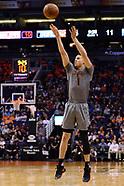 NBA: New Orleans Pelicans at Phoenix Suns//20170213
