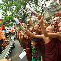From Fear to Euphoria. Burma Elections, 2012.