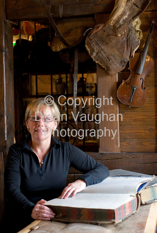 19/6/2008.Nicky Dickens pictured at Kytlers Inn in Kilkenny...Picture Dylan Vaughan....