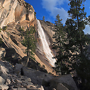Nevada Falls - Late Afternoon - Yosemite