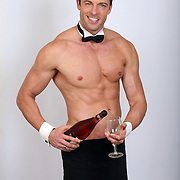 Johnny Anglais, former teacher now male stripper & adult entertainer