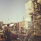Afghanistan by cell phone