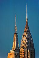 Empire State & Chrysler buildings, Manhattan, New York City, New  York
