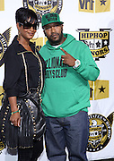 r to l: Guest and Bun B at the Fifth Annual VH1's  HipHop Honors held at Hammerstein Ballroom on October 2, 2008..