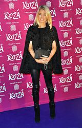 Caroline Stanbury attends  Cirque Du Soleil Kooza Press Night  at The Royal Albert Hall, Kensington Gore, London on Tuesday 6 January 2015