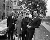 1970 Arms Trial in Dublin