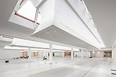 Kunsten, Museum of Modern Art Aalborg, restoration by Søren Jensen Engineers, 2015.