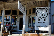 .Whitehall Mercantile in Halltown Missouri. .Driving the Illinois and Missouri road of Route 66..