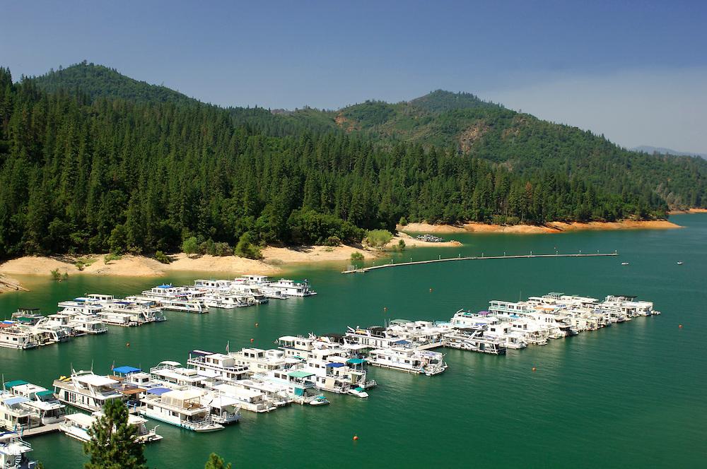Lake Shasta, Whiskeytown Shasta Trinity National Recreation Area, Redding, California, United States of America