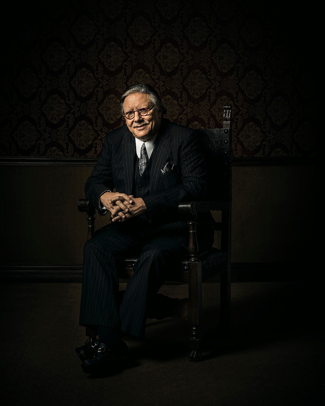 Arturo Sandoval World-Famous and Multiple Grammy-Winning Jazz Artist. — © Jeremy Lock/