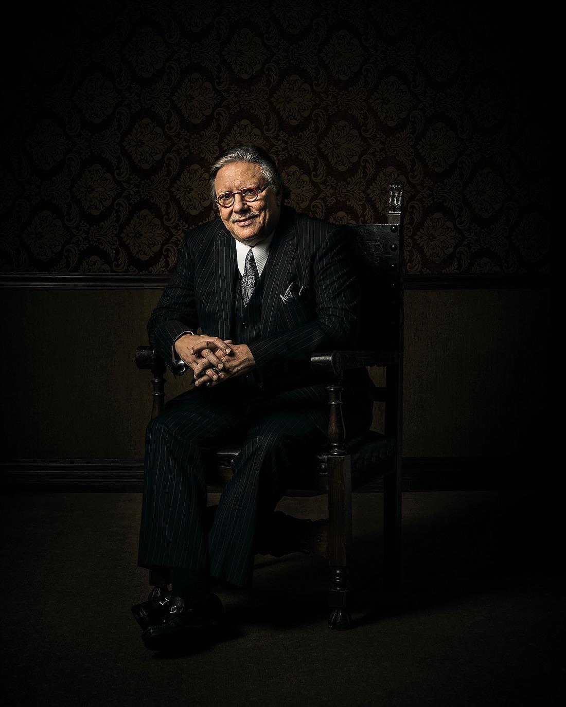 Arturo Sandoval World-Famous and Multiple Grammy-Winning Jazz Artist. — © Jeremy Lock/