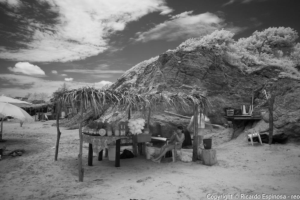 Fotografía Infraroja por Ricardo Espinosa - reo