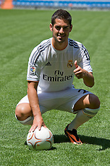 JULY 03 2013 Real Madrid's new player Francisco Roman Alarcon