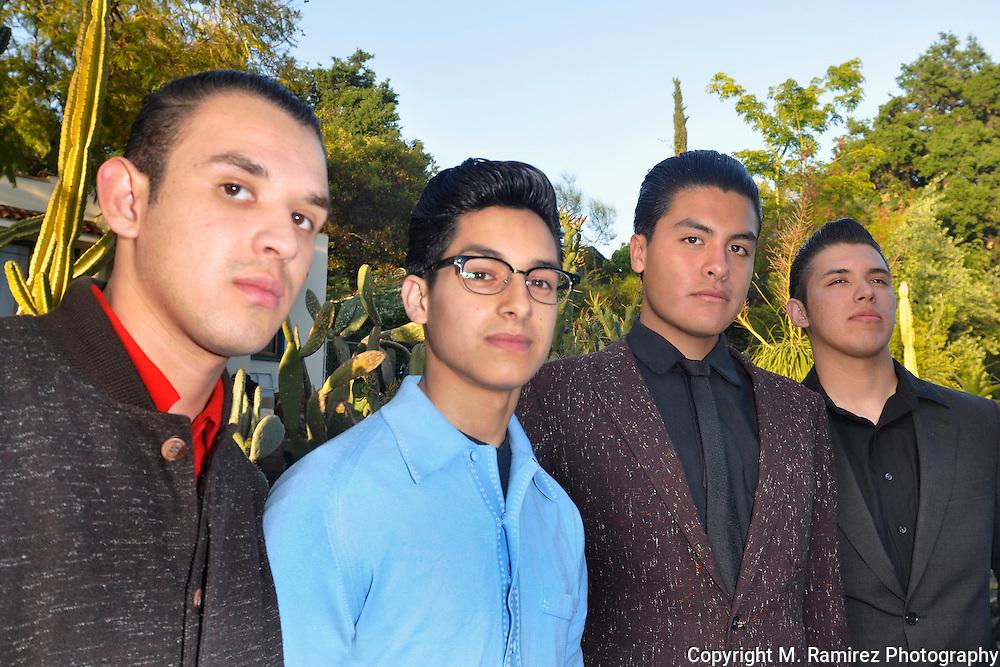 The Deperados at Wild Records studio in Altadena, CA 5/2/2010.