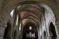13/01/11 - THIERS - PUY DE DOME - FRANCE - Eglise SAINT GENEST - Photo Jerome CHABANNE