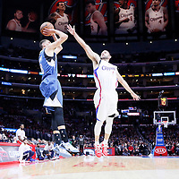 12-01 TIMBERWOLVES AT CLIPPERS