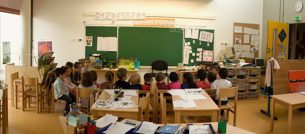 École élémentaire Louise Michel.