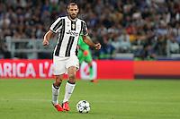 14.09.2016 - Champions League - Juventus-Siviglia - nella foto : Giorgio Chiellini - Juventus