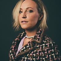 20131216 Nina Ignatius fotograferad för Magasinet Forum, Ekonomi och Teknik. Foto: Benjamin Suomela