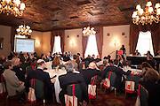 Anika R. Khan, Vice President and Economist with Wells Fargo, Keynote speaker at the Manhattan Chamber of Commerce Annual Economic Outlook Breakfast held at the New York Athletic Club in New York on April 4, 2011. The breakfast was sponsored by Wells Fargo.