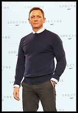 DEC 04 2014 James Bond photo-call