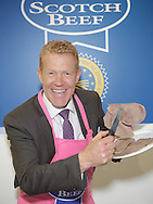 Royal Highland Show 2011. Adam Henson from BBC Countryfile at the Discovery Centre.