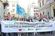 20160726 - Ambasciata Turca Presidio Cgil Cisl Uil