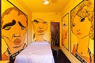 Carlton arms art hotel NY692A