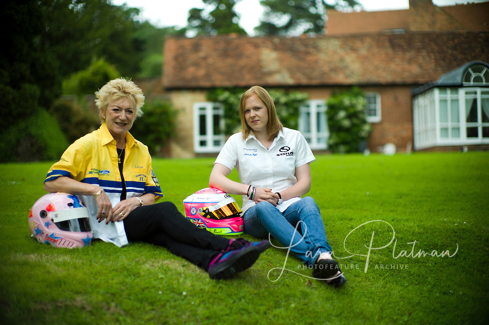 Lorina McLaughlin and Alice Powell for MSA magazine for 50 years of BWRDC