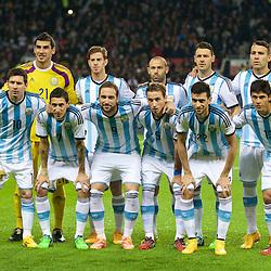 141118 Argentina v Portugal