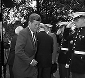 John F. Kennedy departs Ireland - 19/06/1963