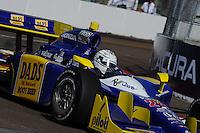 Mike Conway, Honda Grand Prix of St. Petersburg,  Streets of St. Petersburg, FL  USA 3/28/2010
