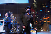 November 3, 2012- New York, NY: The ROOTS perform at the EBONY Power 100 Gala Presented by Nationwide held at Jazz at Lincoln Center on November 3, 2012 in New York City. The EBONY Power 100 Gala Presented by Nationwide salutes the country's most influential African Americans.(Terrence Jennings) .
