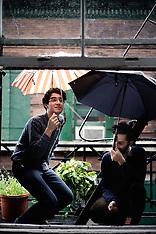 Josh and Benny Safdie (New York, June 2009)