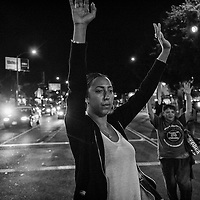 Los Angeles Reacts to Ferguson